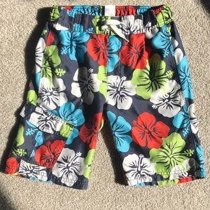 Boy's Gymboree swim trunks